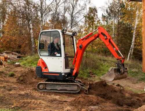 4 DIY Repairs With An Excavator