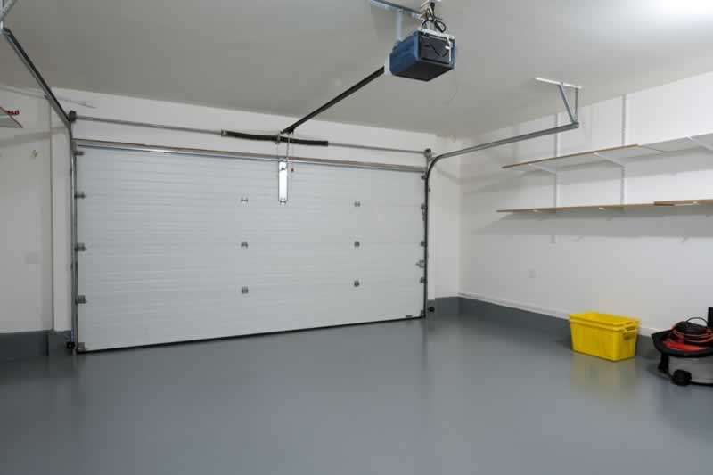 4 Little Known Advantages Of Epoxy Floors For Your Garage - garage floor
