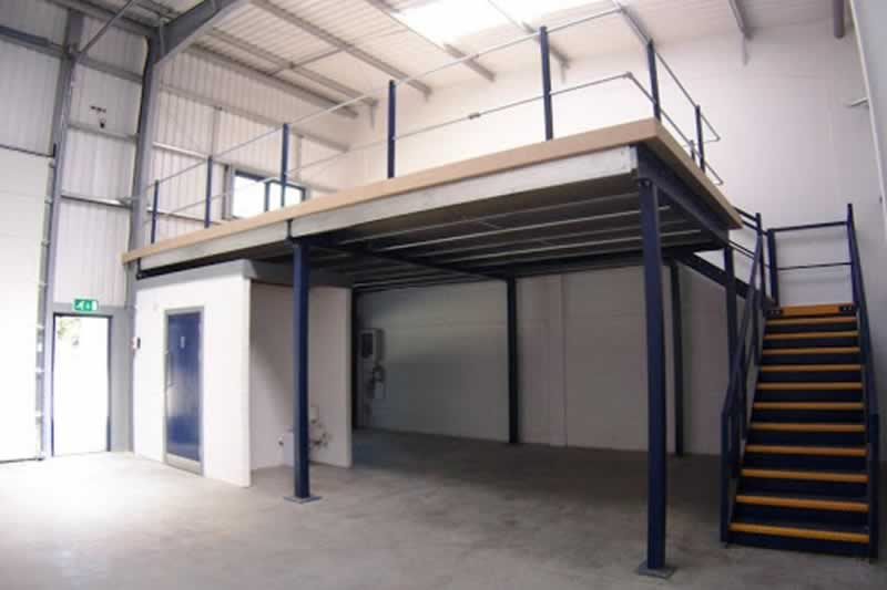 5 Key Features Of A Mezzanine Floor