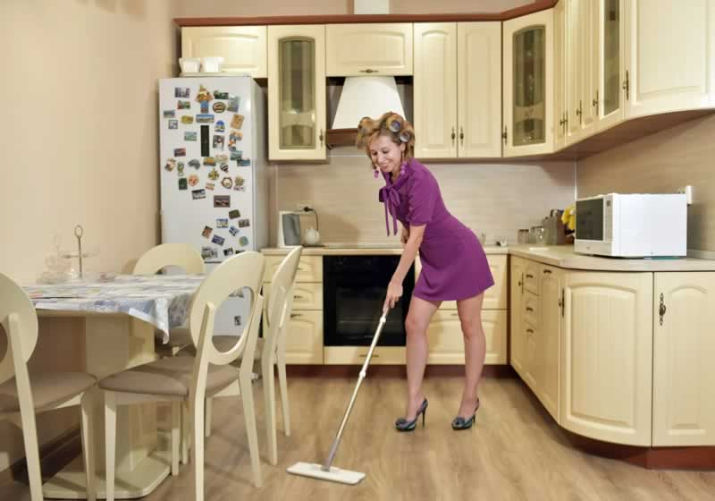 5 Little Things That Will Help Raise Your Home's Value - cleaning