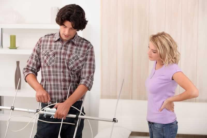 5 Steps How to Do Maintenance on Your TV Antennas - antenna repair