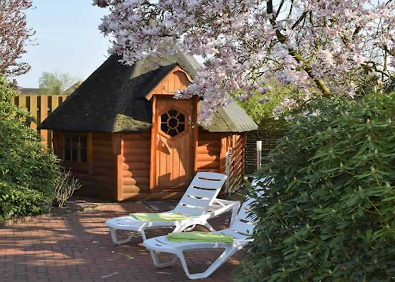 Benefits of Having Your Own Sauna at Home - garden sauna
