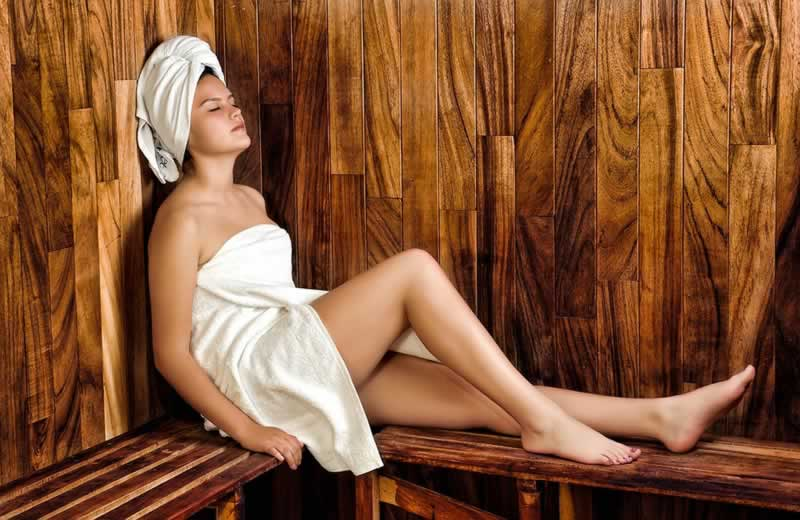 Benefits of Having Your Own Sauna at Home