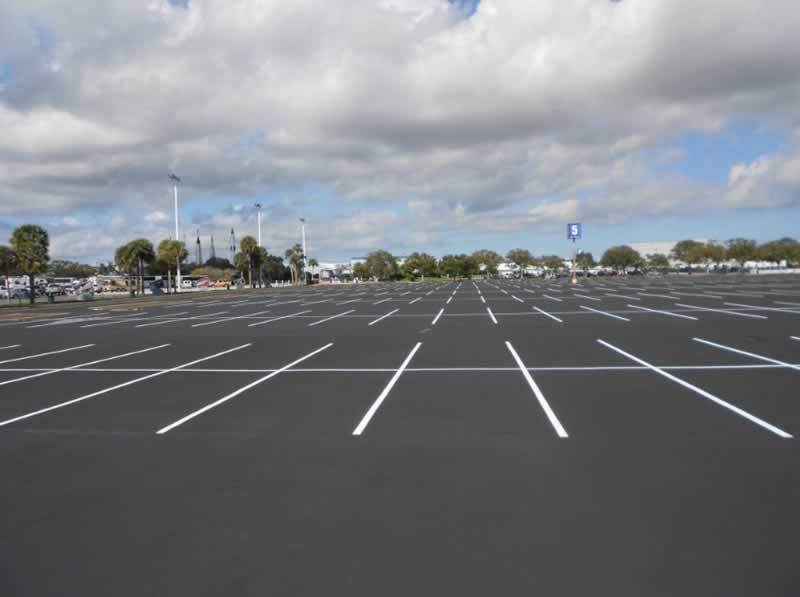 Building the Perfect Parking Lot - parking lot