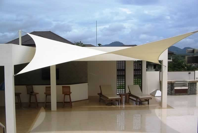 Cost-Effective Cooling Solutions for Hot Areas - awning