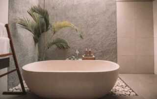 Creating a Spa Style Bathroom at Home