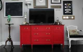 DIY Guide to Refinishing Furniture - refinished furniture