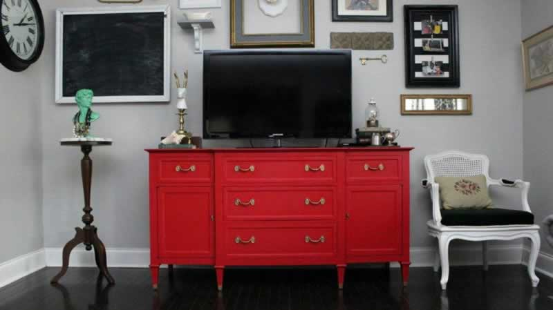 DIY Guide to Refinishing Furniture - refinished furniture