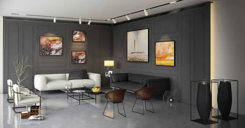 Does Wall Paneling Make A Room Look Smaller Or Larger And Why Handyman Tips