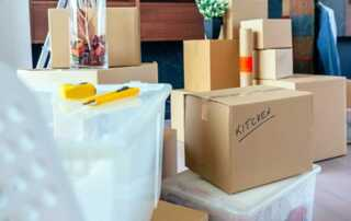 Expert Tips to Make Your Move Faster - boxes