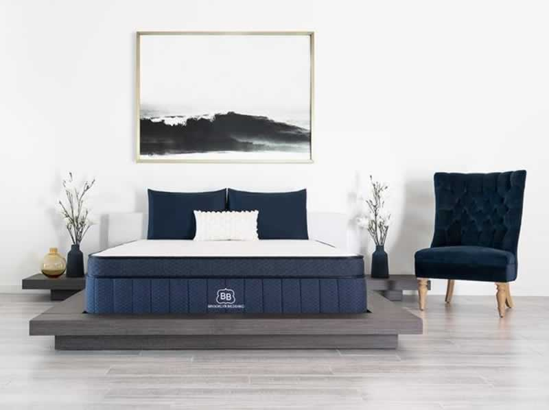 Five Amazing Mattresses for Hot Sleepers - brooklyn bedding aurora