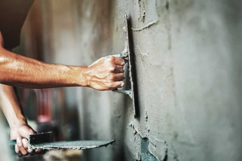Home Improvement Tips to Increase Your Property Value - plastering