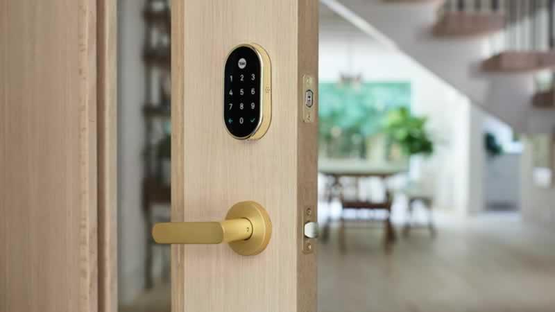 How To Choose A Door Lock For Your Front Door - smart lock