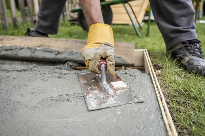 How To Properly Do Driveway Repairs - concrete