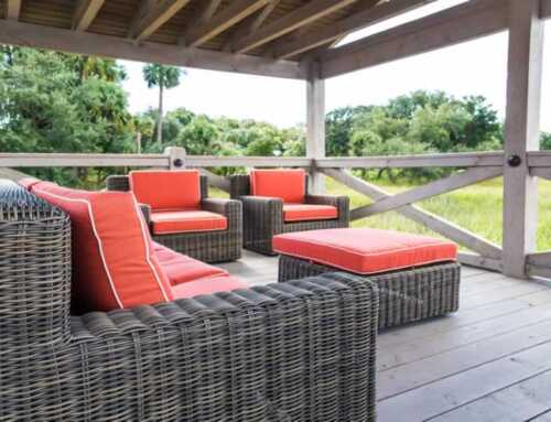 How To Properly Maintain Your Rattan Bistro Sets