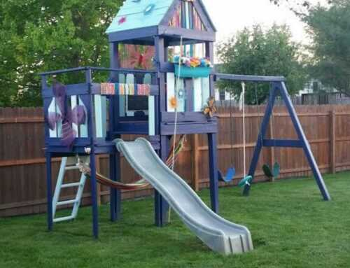 How to Build a Swing Play Set in your Backyard