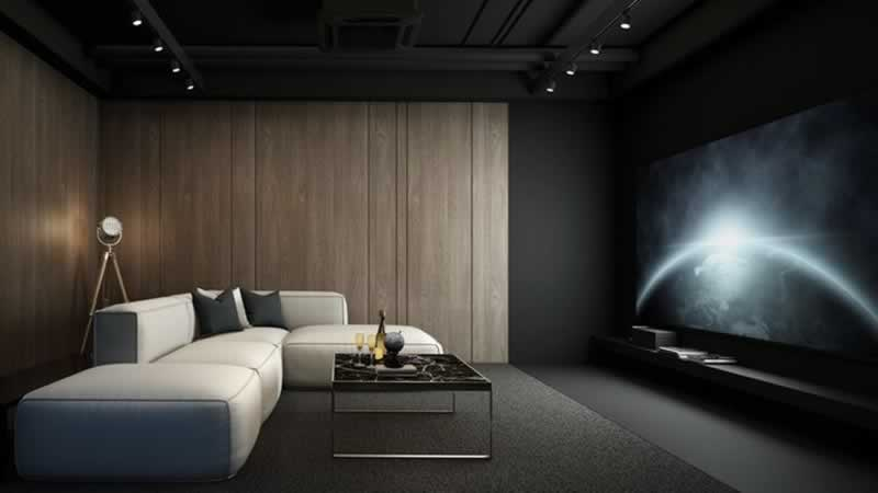 How to Create a Home Theater in 5 Easy Steps