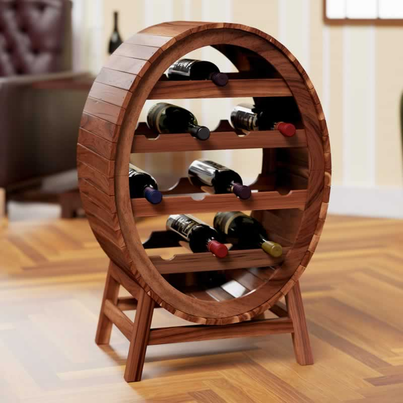 How to Store Wine to Preserve Its Quality - wine rack