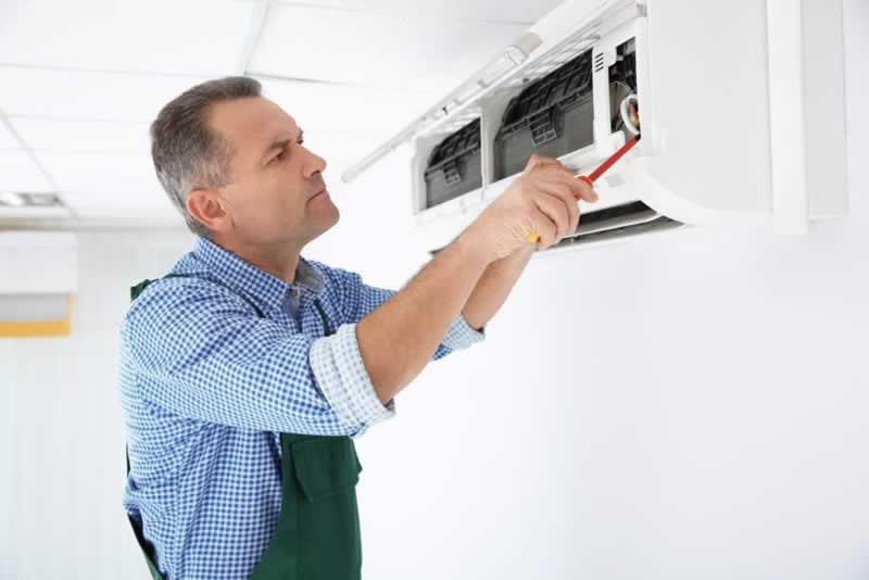How to Troubleshoot and Fix an Air Conditioner - repairing AC