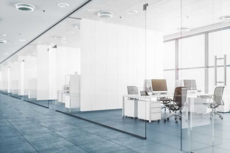 Office Furniture Buying Guide on a Budget - interior space