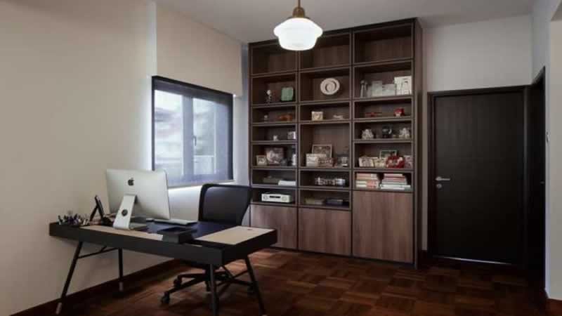 Reasons Why You Need To Create a Study Room at Your Home - simple study room