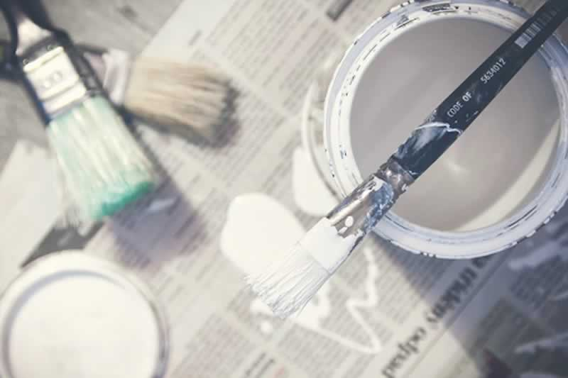 Repainting Your Interiors - paint