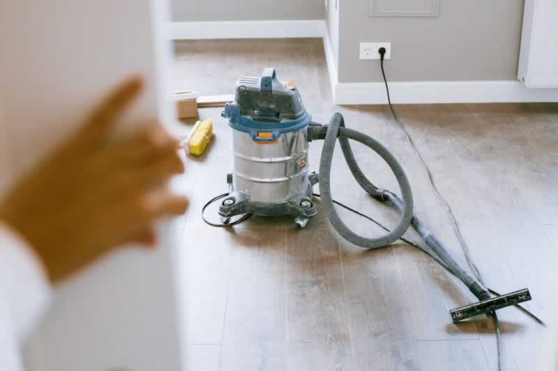 Should I Dust or Vacuum First - vacuum