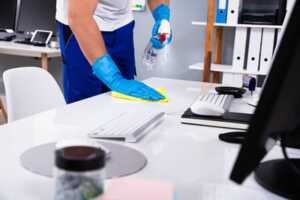 The Benefits of Good Cleaning Practices in the Workplace