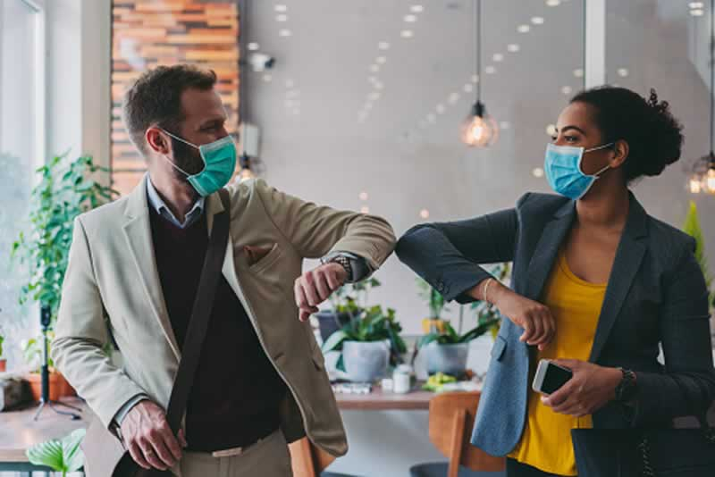 The Benefits of Good Cleaning Practices in the Workplace - coworkers