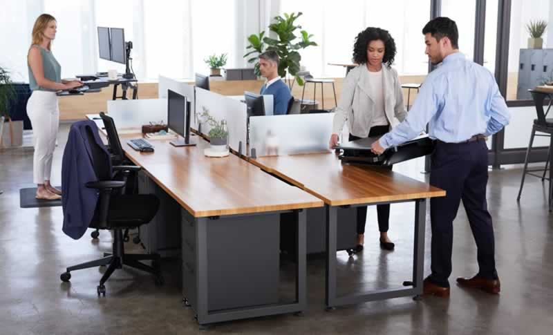 Using the Right Furniture Will Make Your Office More Functional - functional office