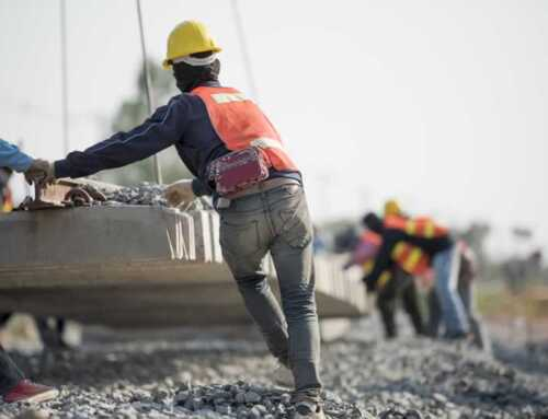 What are the three main causes of construction site accidents?