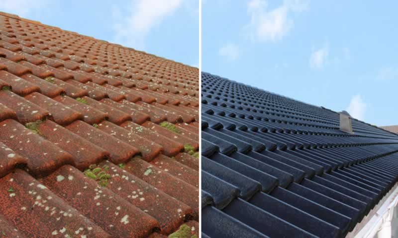 You must know these essentials of roof coating - before and after