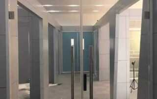 5 Actionable Tips To Extend The Life Of Commercial Doors - glass commercial door