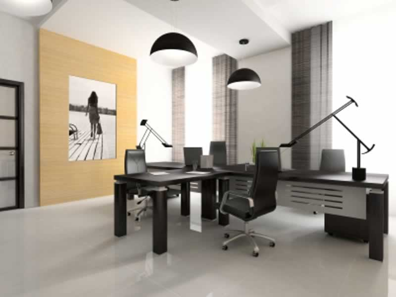 5 Simple Tips to Make Your Office Space More Inviting - modern office