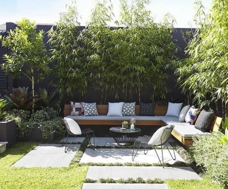 5 Ways to Turn Your Back Garden into a Paradise - seating area