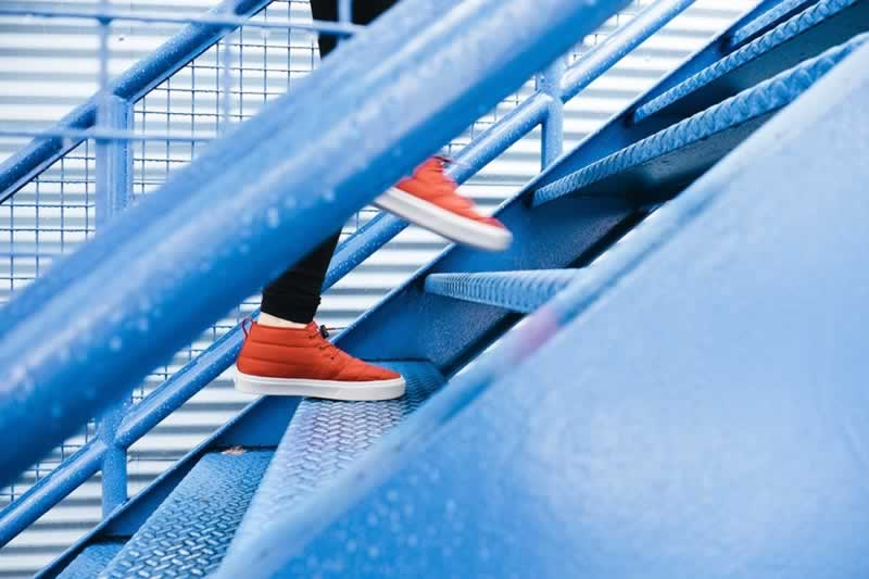 6 Places Where Serious Injuries Can Happen - stairs