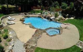 6 Popular Pool Decking Options