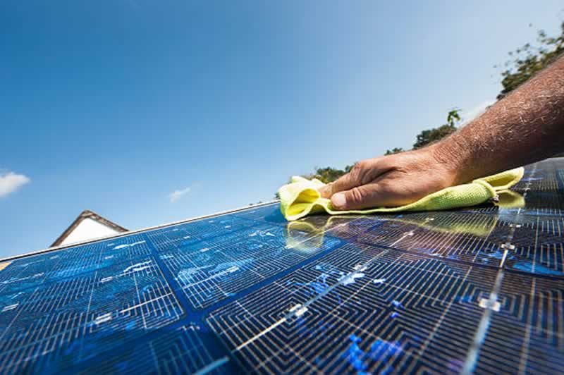All You Need To Know About Solar Panel Cleaning