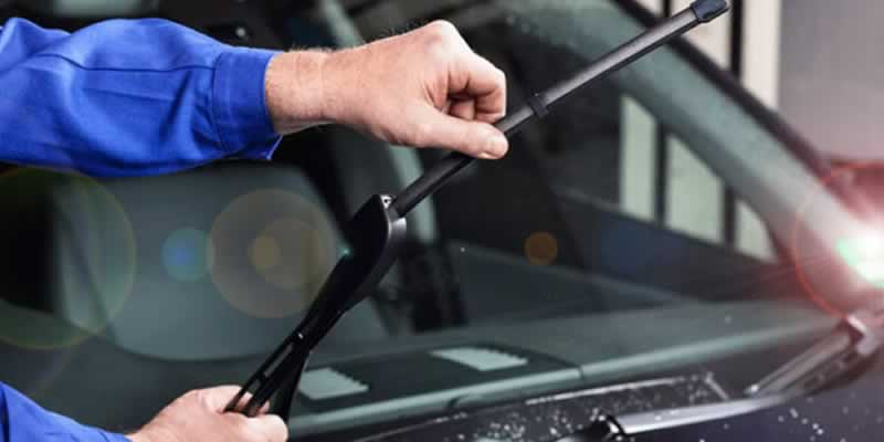 Car care & maintenance You can work yourself - change the wiper blades