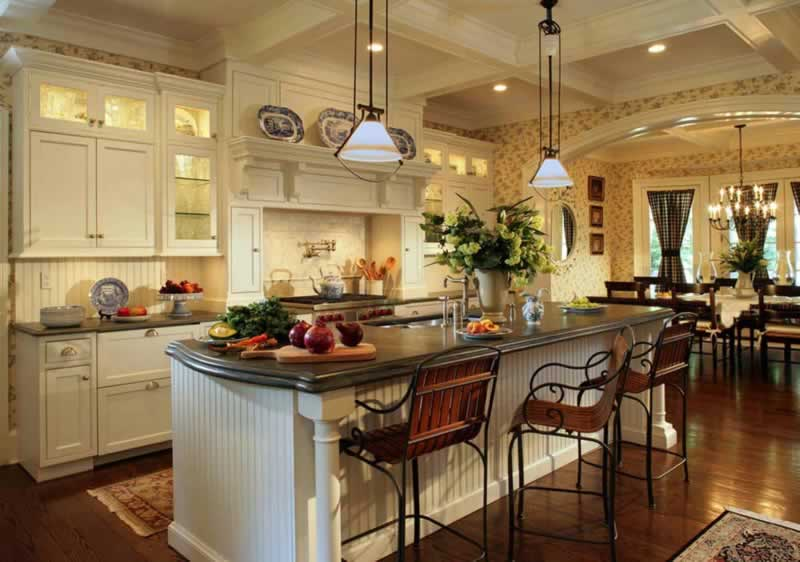 Country Kitchen Ideas And Designs