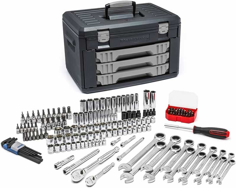 Everything You Need to Know About Gearwrench Socket Set - big set