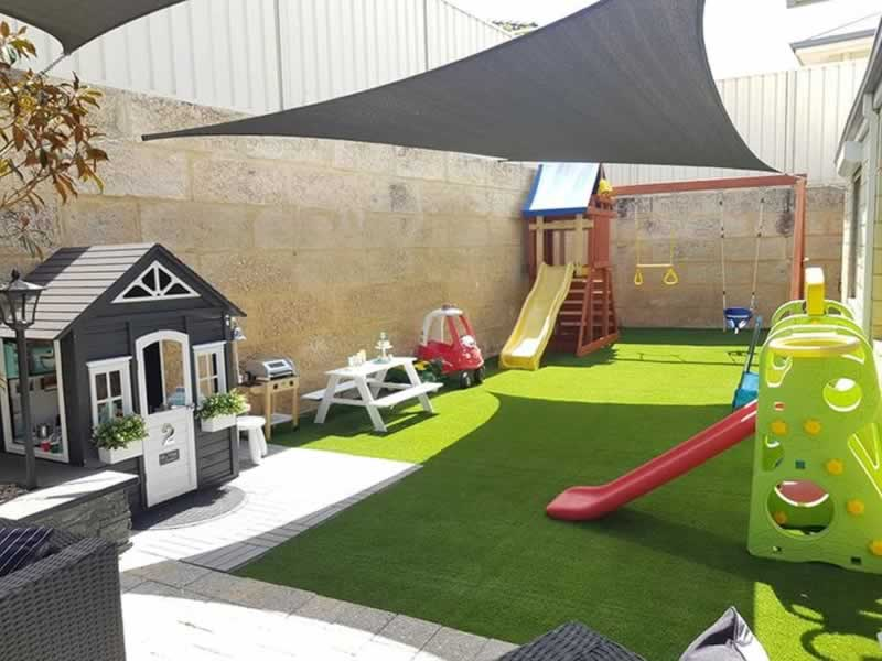How Much Does a Backyard Makeover Cost - backyard for kids