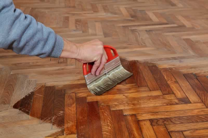 How to Repair Your Wooden Floors Like a Professional - sealing