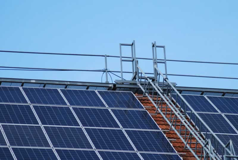 Installing Solar Panels - solar panels