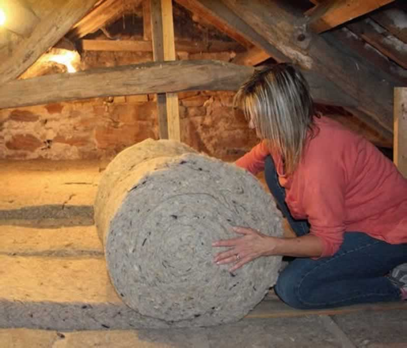 Major Repair Jobs That Need to Be Done to An Old Home - insulation