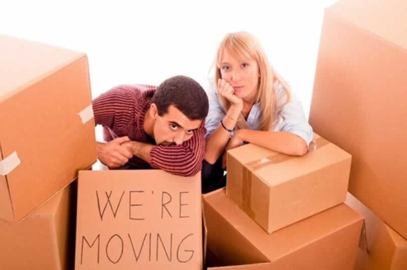 Reduce Stress When Moving To A New Home - stress