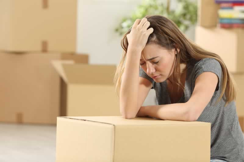 Reduce Stress When Moving To A New Home