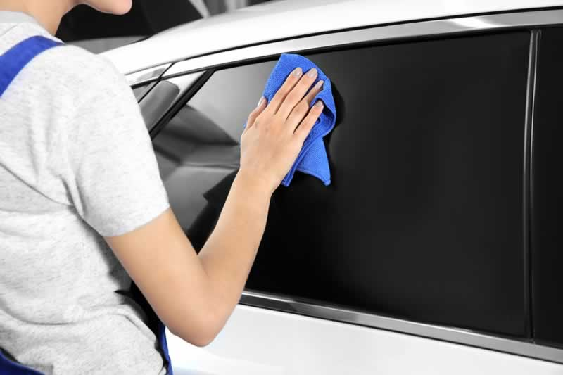 Some trending car window tinting styles that you must know - tinted window