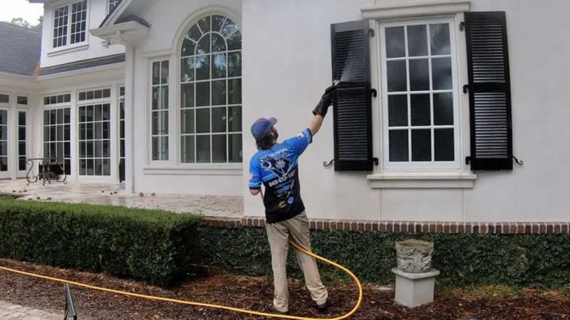 The Benefits of Regular Soft Washing of Your Home - soft washing