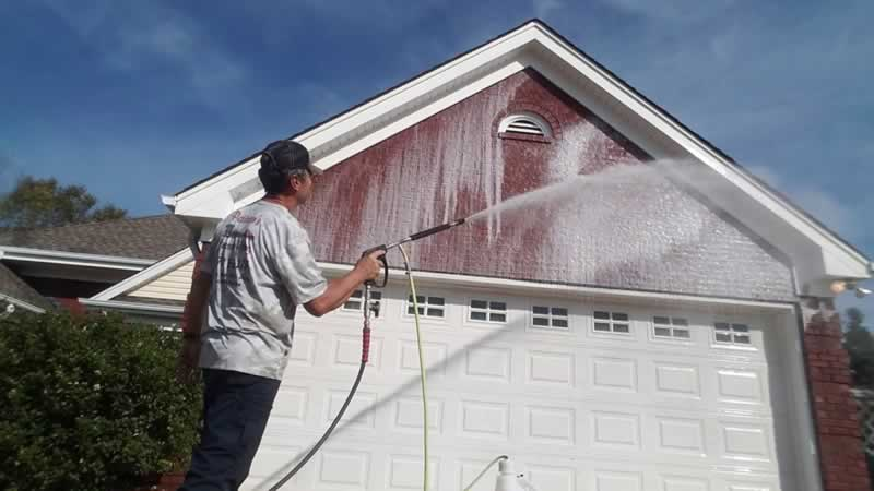 The Benefits of Regular Soft Washing of Your Home